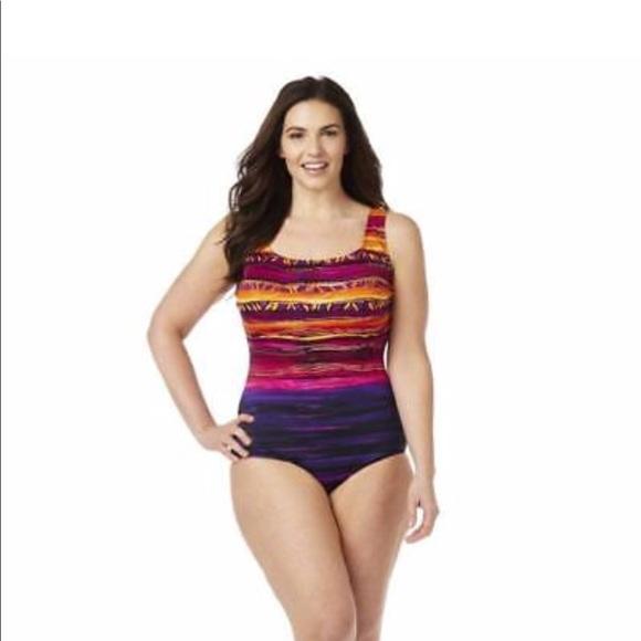 d567ed40d55fe Catherines Swim | Longitude Xback Suit | Poshmark
